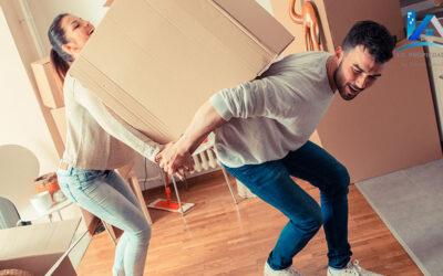 Vivir con tu pareja: Cómo encontrar el departamento ideal