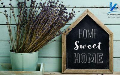 Cómo hacer de tu departamento arrendado, un hogar